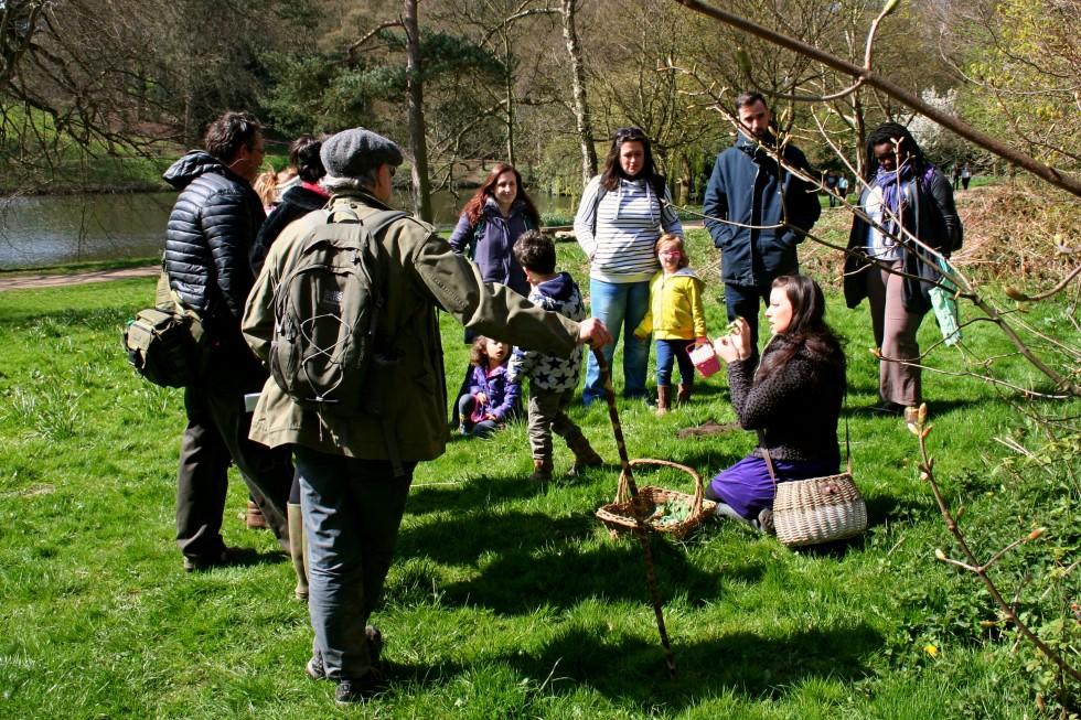 Edulis foraging course